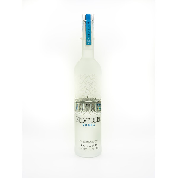 VODKA BELVEDERE     POLAND