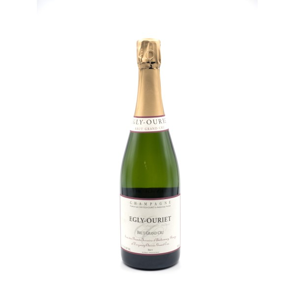 EGLY OURIET BRUT TRAD.CHAMPAG